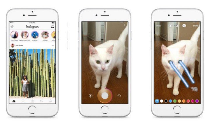 Instagram usará Historias para recomendar cuentas a seguir