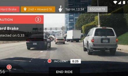 Lanzan Nexar para Android, excelente app tipo dashcam con inteligencia artificial