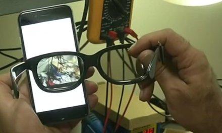 Inventor en Turquía crea una pantalla invisible para iPhone