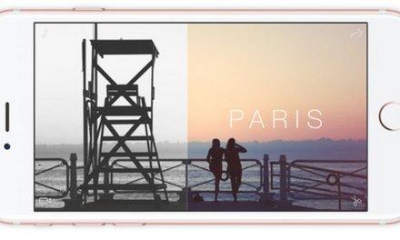 Crea películas en tu iPhone con Spark Pro