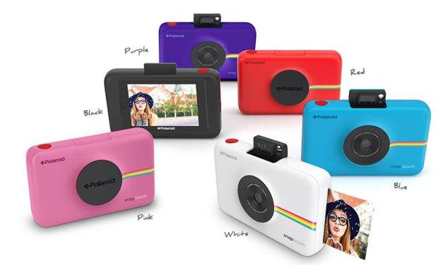 Polaroid Snap Touch, cámara de 13 MP de impresión instantánea