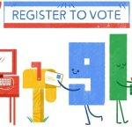 Google ayuda a los ciudadanos de Estados Unidos a registrarse para votar en las próximas elecciones presidenciales