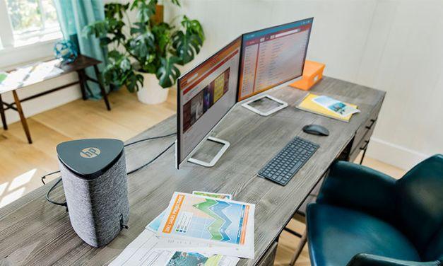 HP Pavilion Wave un nuevo y diferente ordenador de escritorio para el hogar