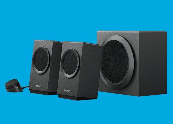 Logitech anuncia su primer sistema de altavoces para el hogar: Logitech Z337 Bold Sound