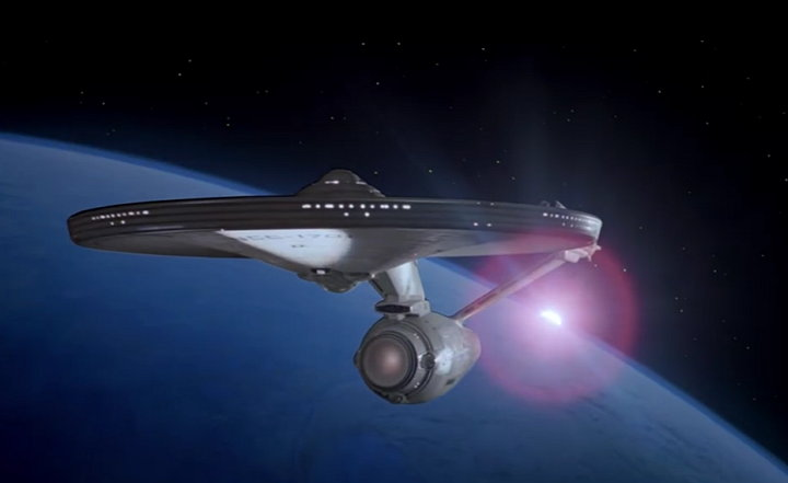 Star Trek USS Enterprise