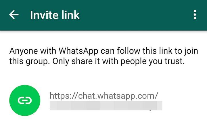 WhatsApp introduce los grupos públicos, se podrá acceder solo con un link
