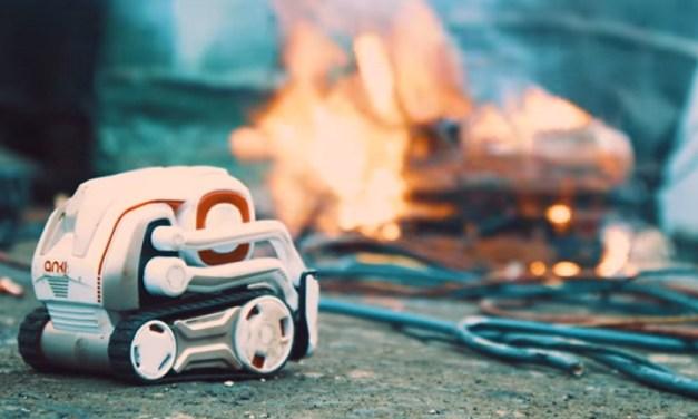 Robots Programmed to Kill, cortometraje con algo de Wall-E y Star Wars