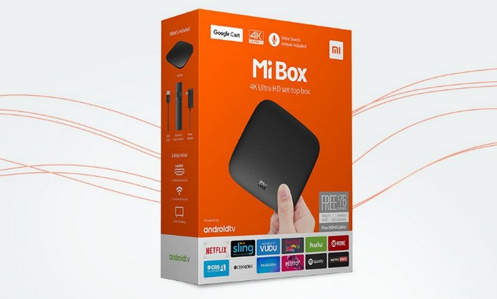 Xiaomi anuncia Mi Box, un dispositivo Android TV 4k con soporte para vídeo HDR
