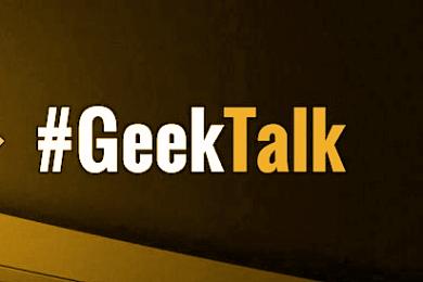 #GeekTalk Podcast Label - News