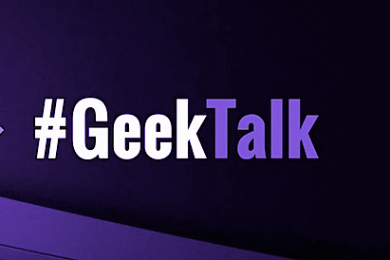 #GeekTalk Gadget-Folgen Label