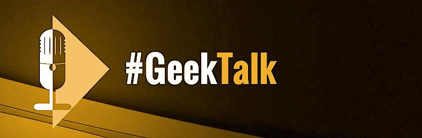 #GeekTalk News Folgen Label