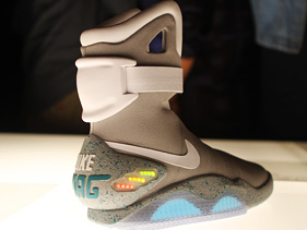 nike air mcfly shoes