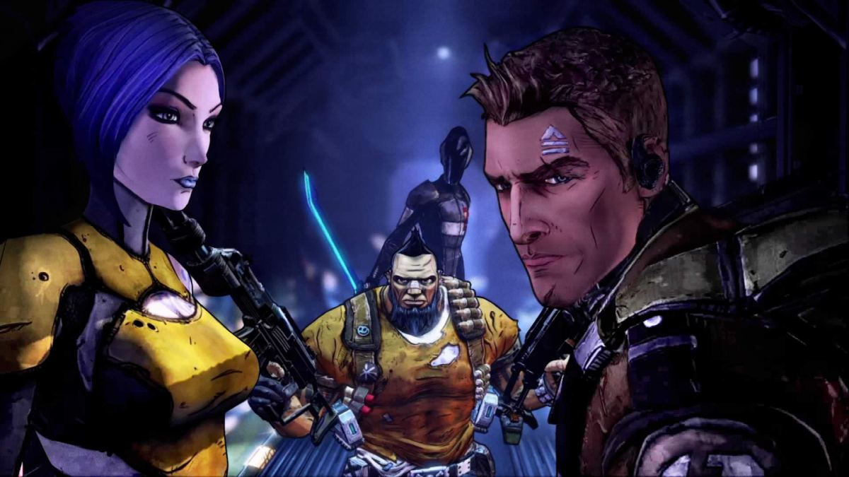 Borderlands 2 and Pre-Sequel for PS4 and XBOne