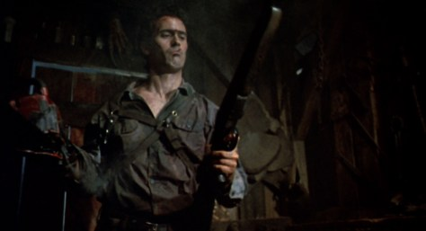 Evil Dead - The BOOMSTICK!