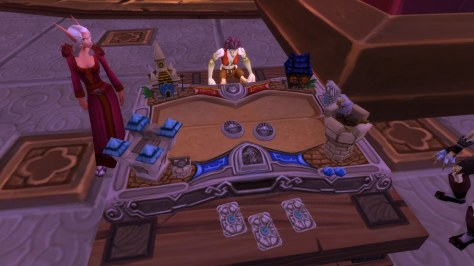 Hearthstone Cameo On World Of Warcraft