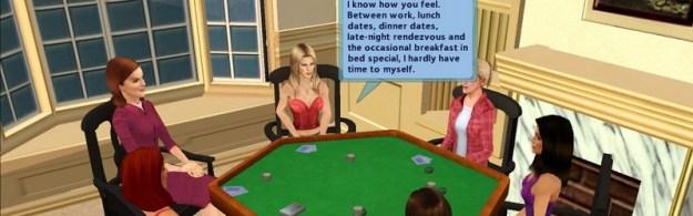 Dizi Oyunu - Desperate Housewives