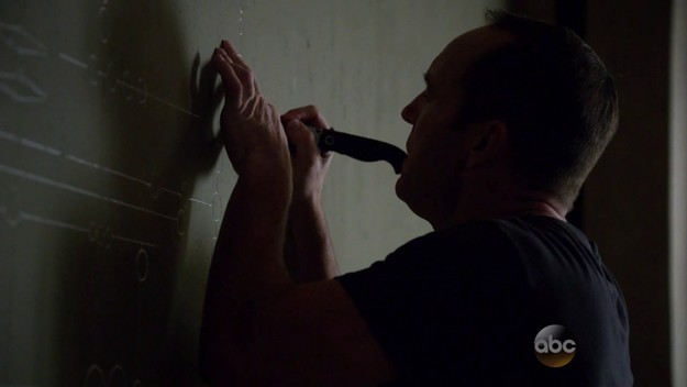 Agents of SHIELD S02E07 Coulson