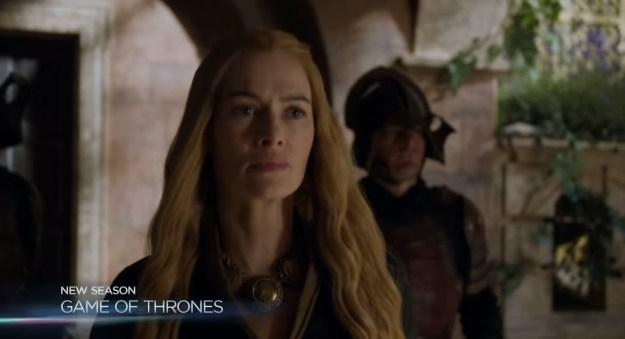Cersei Game of Thrones Yeni Sezon