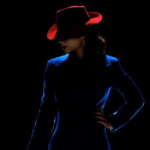 Agent Carter Blue Red
