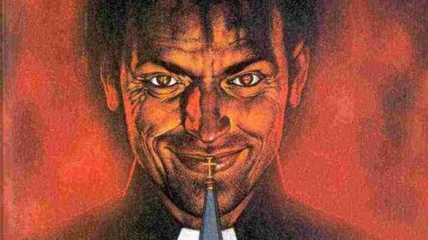 4 Ennis Preacher