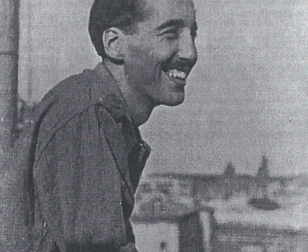 Christopher_Lee_Vatican_City_1944