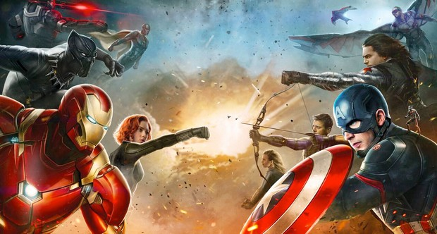 Civil War Promo