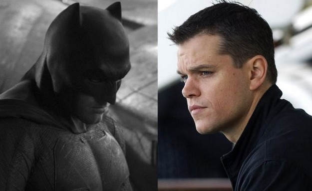 Batman vs Bourne