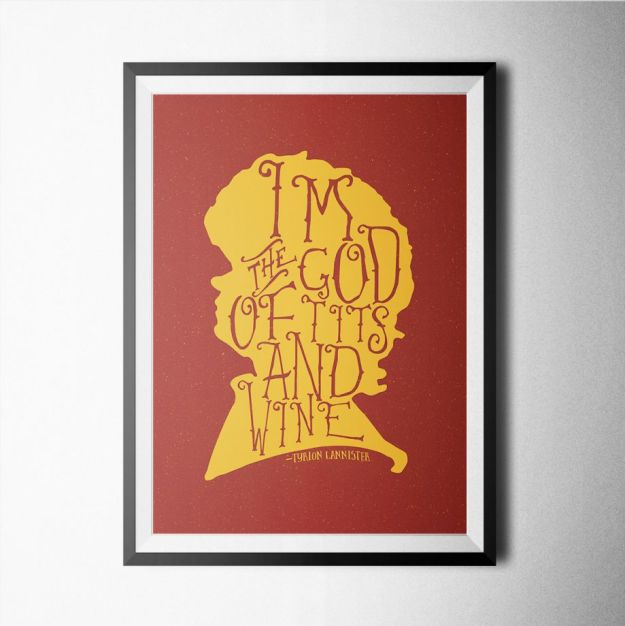 Tyrion Lannister - Poster