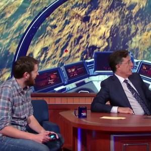Colbert No Man's Sky