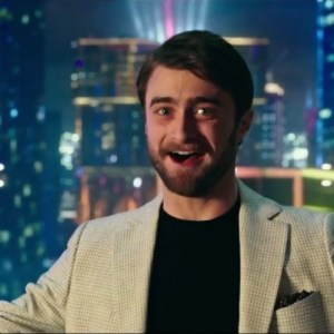 Now You See Me 2 Daniel Radcliffe