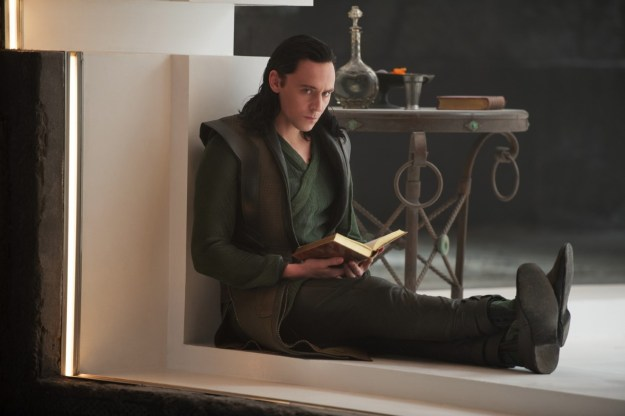 """Marvel's Thor: The Dark World"" Loki (Tom Hiddleston) Ph: Jay Maidment © 2013 MVLFFLLC. TM & © 2013 Marvel. All Rights Reserved."
