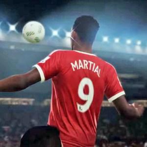 FIFA 17 Martial