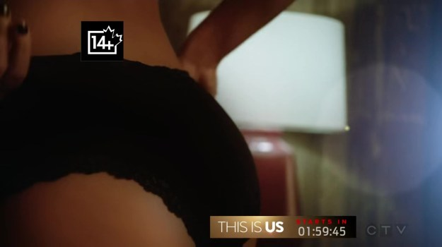 Agents of SHIELD S04E01 Skye Ass