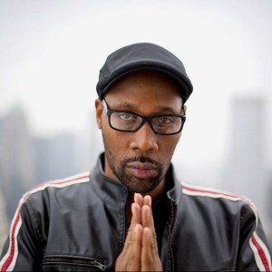 RZA Iron Fist