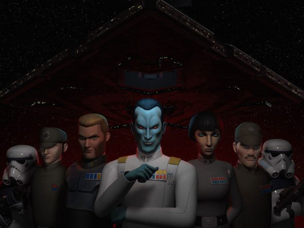 Star Wars REbels 2