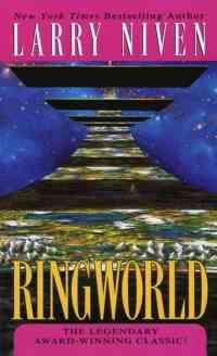 Ringworld Cover