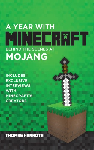 A Year with Minecraft cover