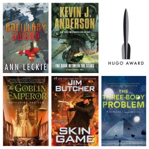2015 Hugo Awards Finalists for Best Novel