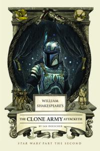 The Clone Army Attacketh book cover