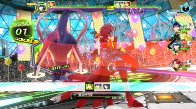 20 minutos de gameplay de 'Tokyo Mirage Sessions #FE'