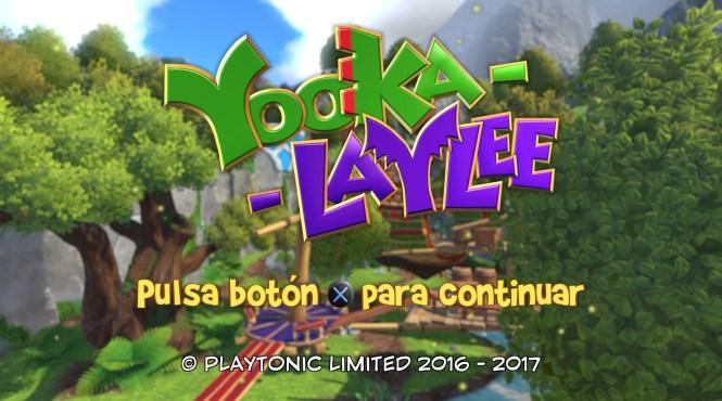 Análisis – Yooka-Laylee