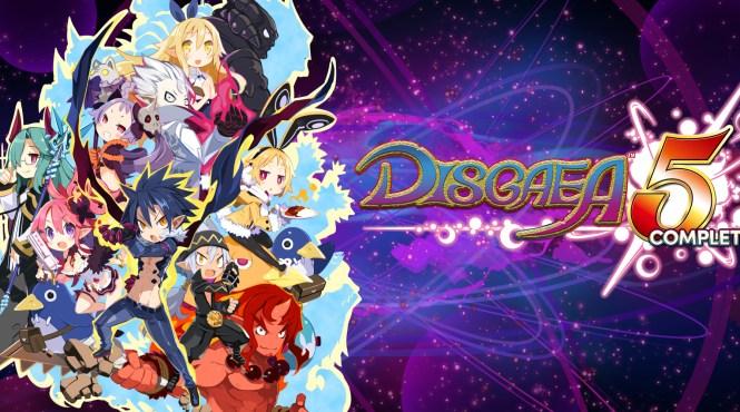 Análisis – 'Disgaea 5 Complete'
