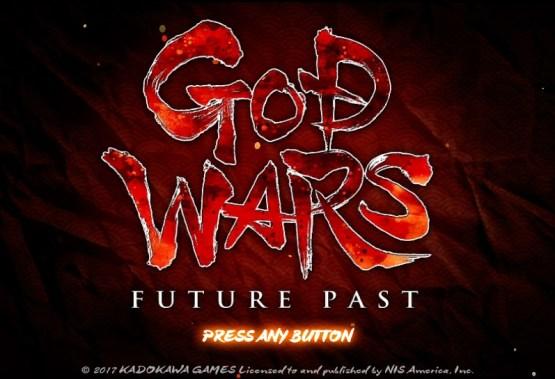 Análisis – God Wars: Future Past