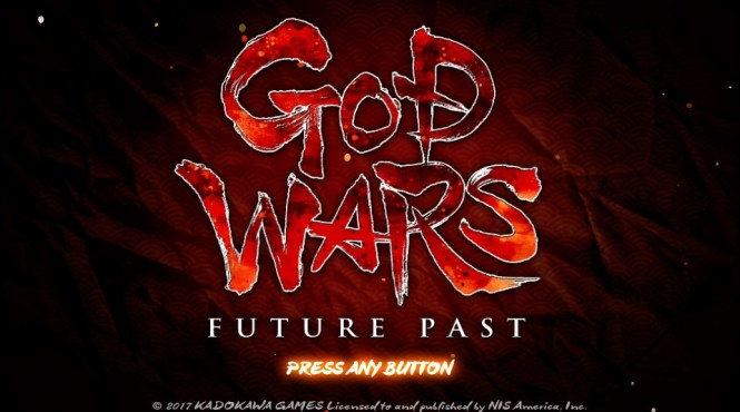 Análisis – God Wars: Future Past