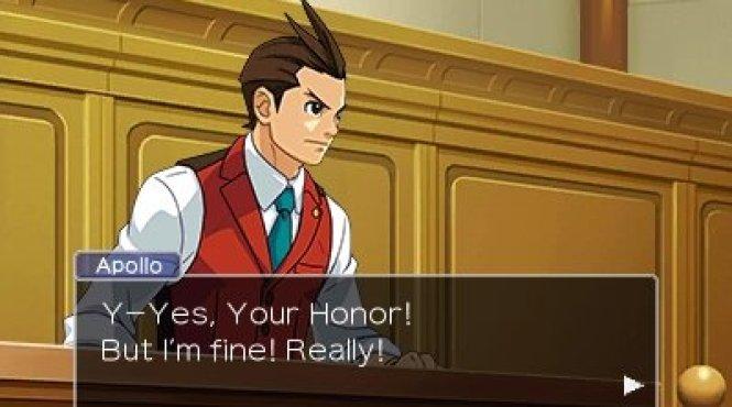 'Apollo Justice' llegará en noviembre a 3DS