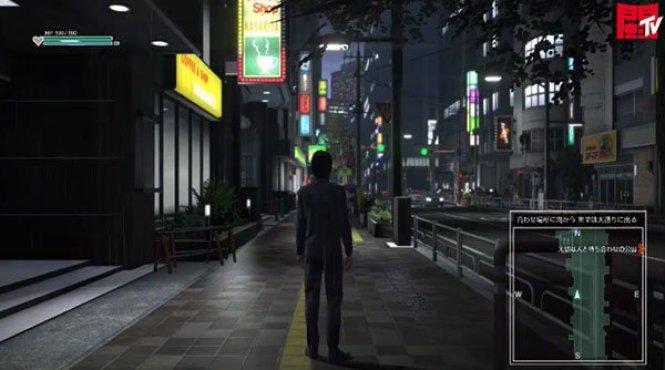 Bandai Namco muestra 17 minutos de gameplay de 'City Shrouded in Shadow'
