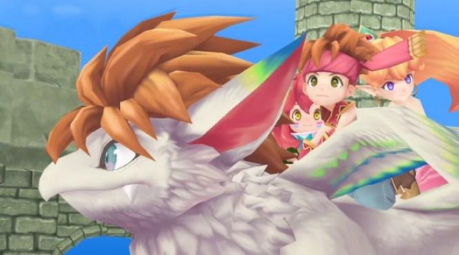 Square Enix ha anunciado que 'Secret of Mana' llegará en febrero