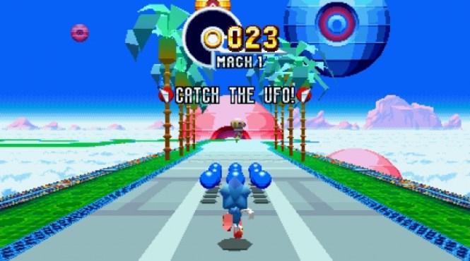 'Sonic Mania' presenta las Bonus Stages y el Time Attack Mode