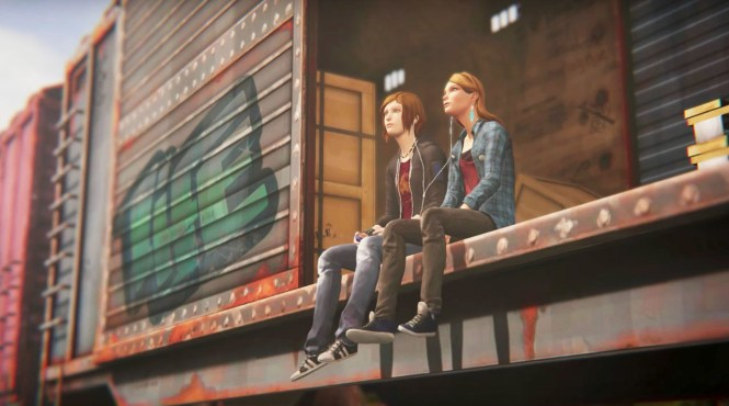 Tráiler de la historia de 'Life is Strange: Before the Storm'