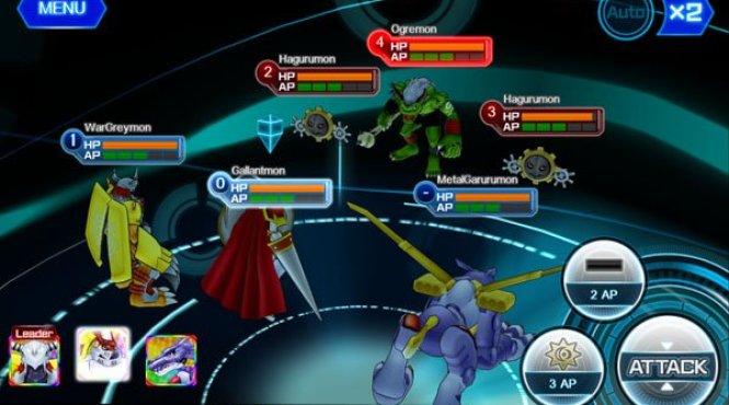 'Digimon Links' llegará a Occidente a iOS y Android